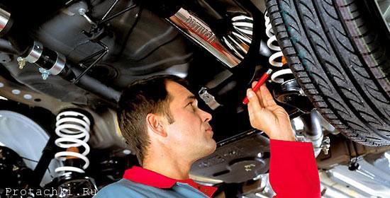 Некачественный ремонт авто как доказать